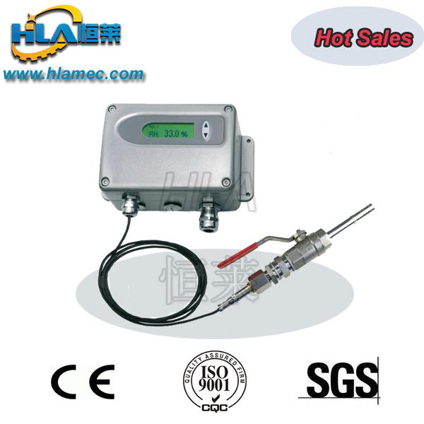 EE36 Portable/On-line Moisture Transmitter Water Content Tester,Water Detector