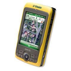 Trimble Juno SC handheld gps, data collector