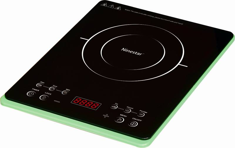 On sale Ultra-thin crystal Induction Cooker (JX-328F-B01 series ) with the most reasonable price