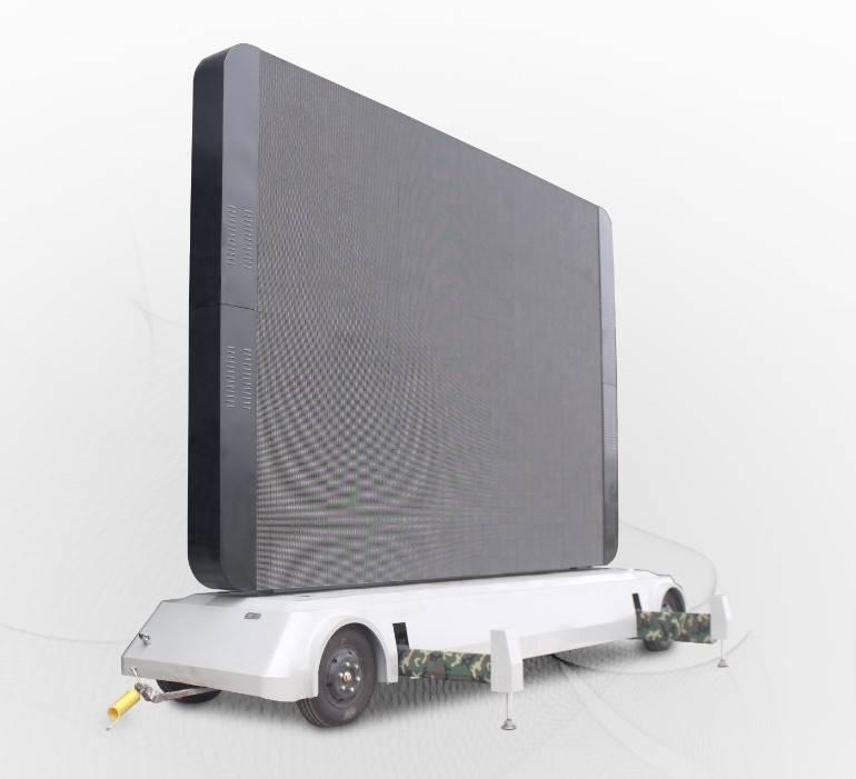 SoPower Scissors Type Digital LED Trailer iTrailer 12