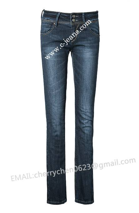 2014 Lady's Newest Fashion Skinny Jeans