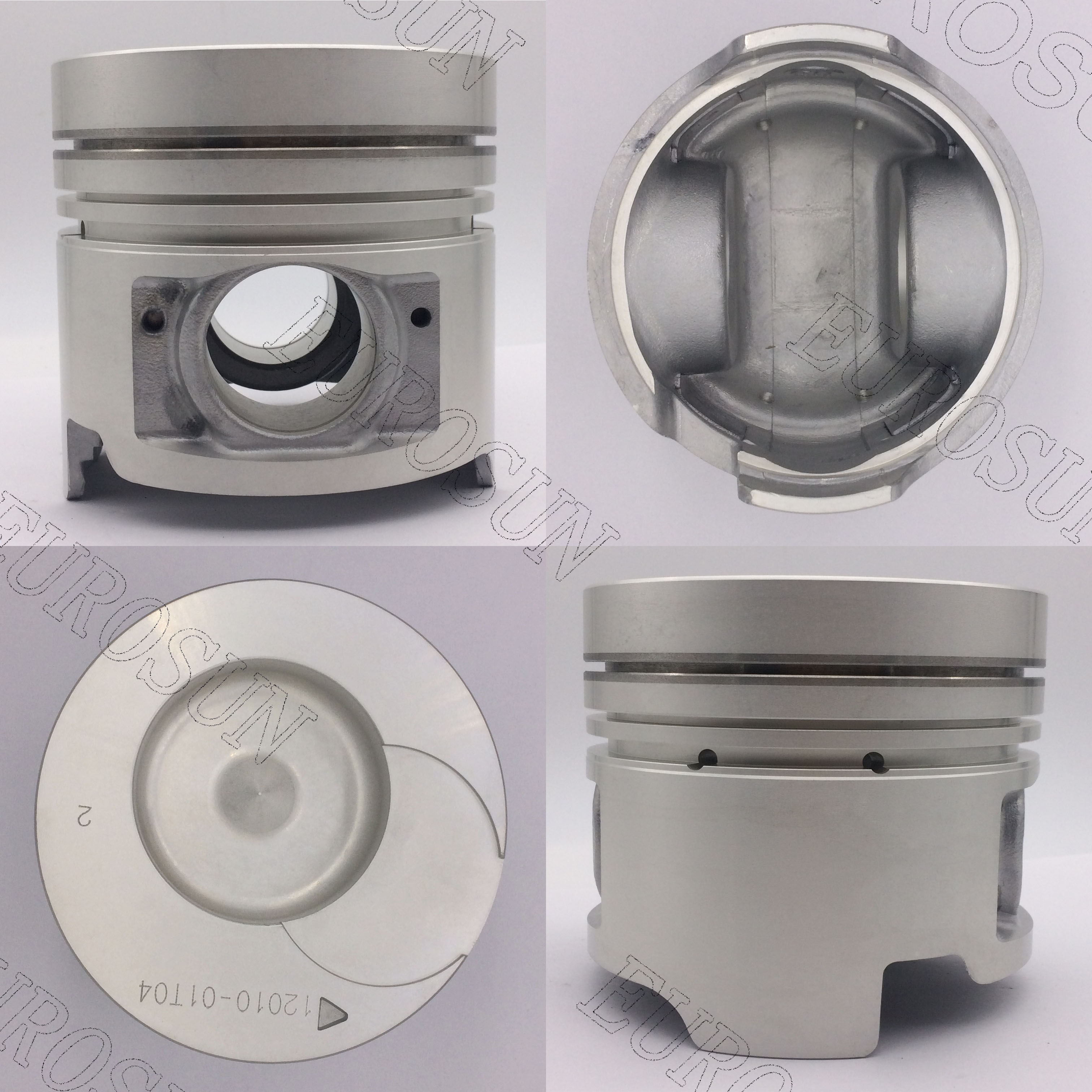 Nissan FD35(12010-01T04) piston with pin and clips