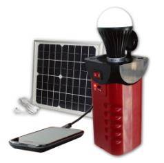 MULTI SUNLIGHT - Portable Outdoor Solar Lantern by Solar Energy