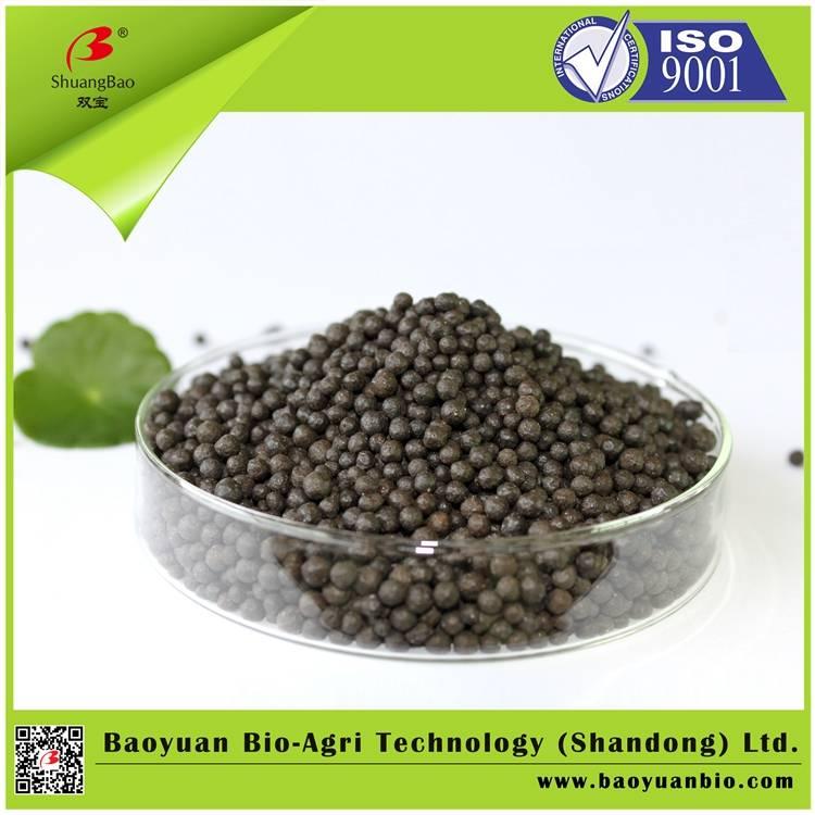 Pure S-based Compound Fertilizer 16-5-20