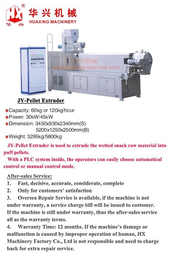 JY-Pellet Extruder