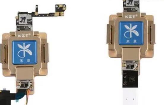 MJ 2-in-1 iPhone 6S 6S Plus Nand Flash HDD Test Fixture Tool