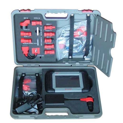 MaxiDAS DS708 car scanner