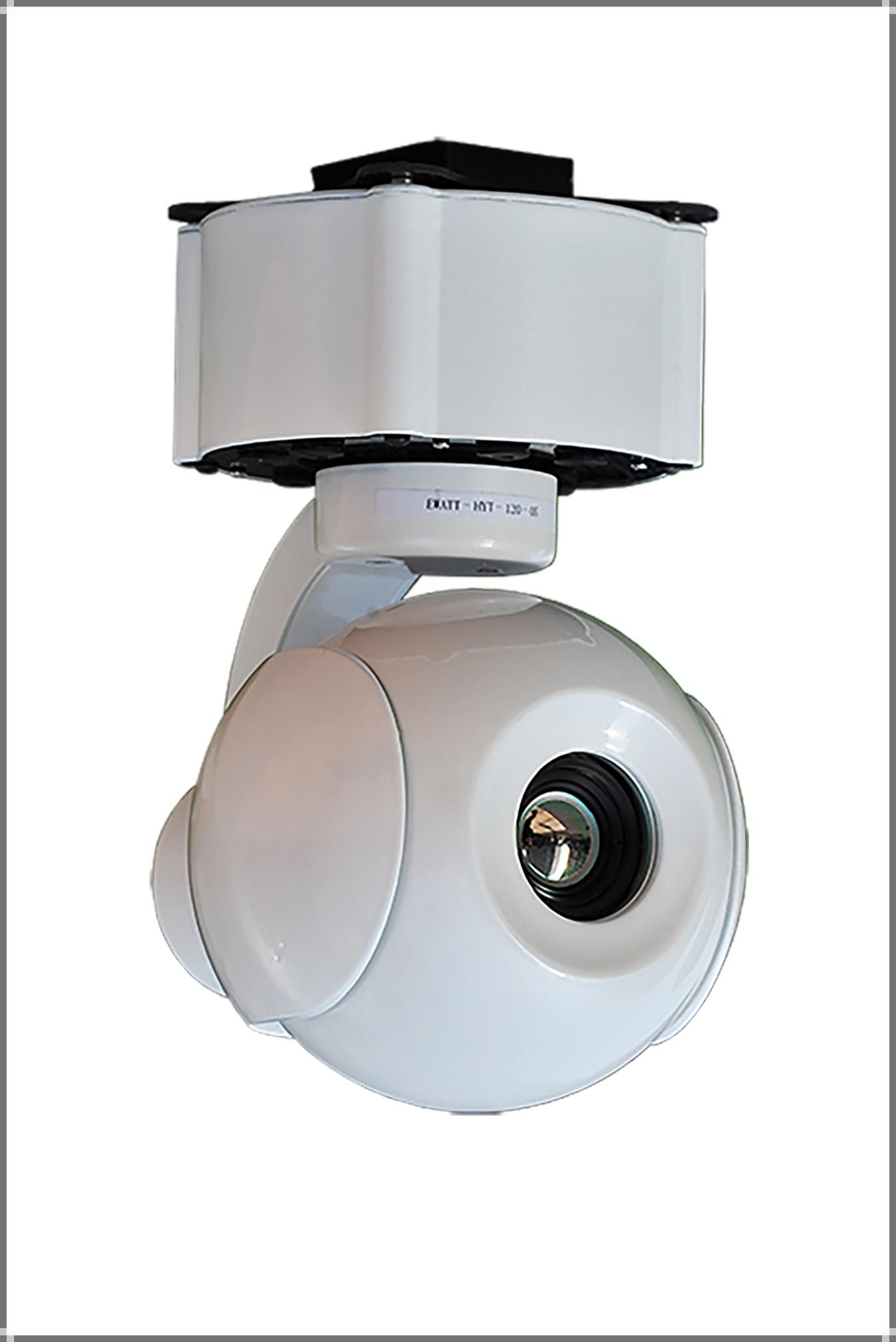 POD-640R Digital Zoom Infrared Pod