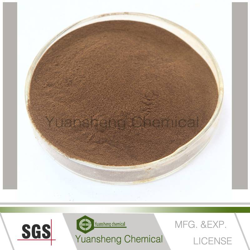 Concrete Admixture Water Reducing Agent Sodium Lignosulfonate