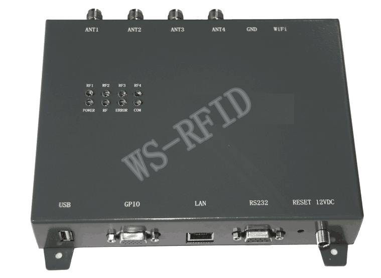 Four ports Reader