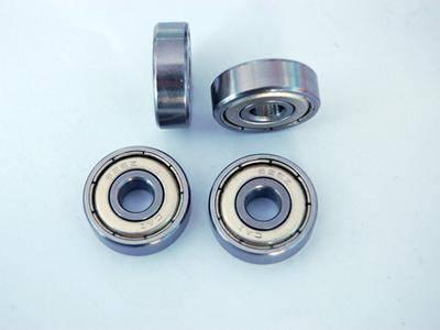 Deep groove ball bearing 626-ZZ,2RS