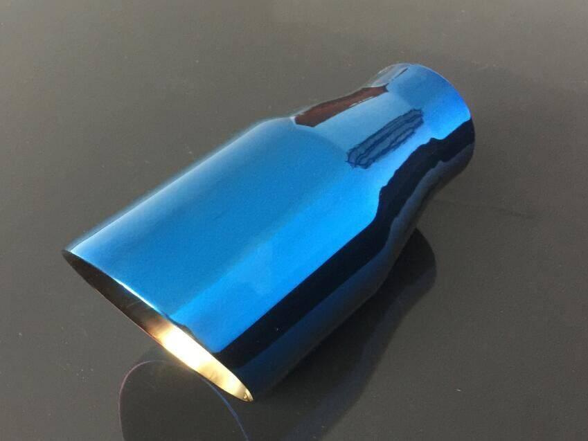 Stainless steel universal exhaust muffler