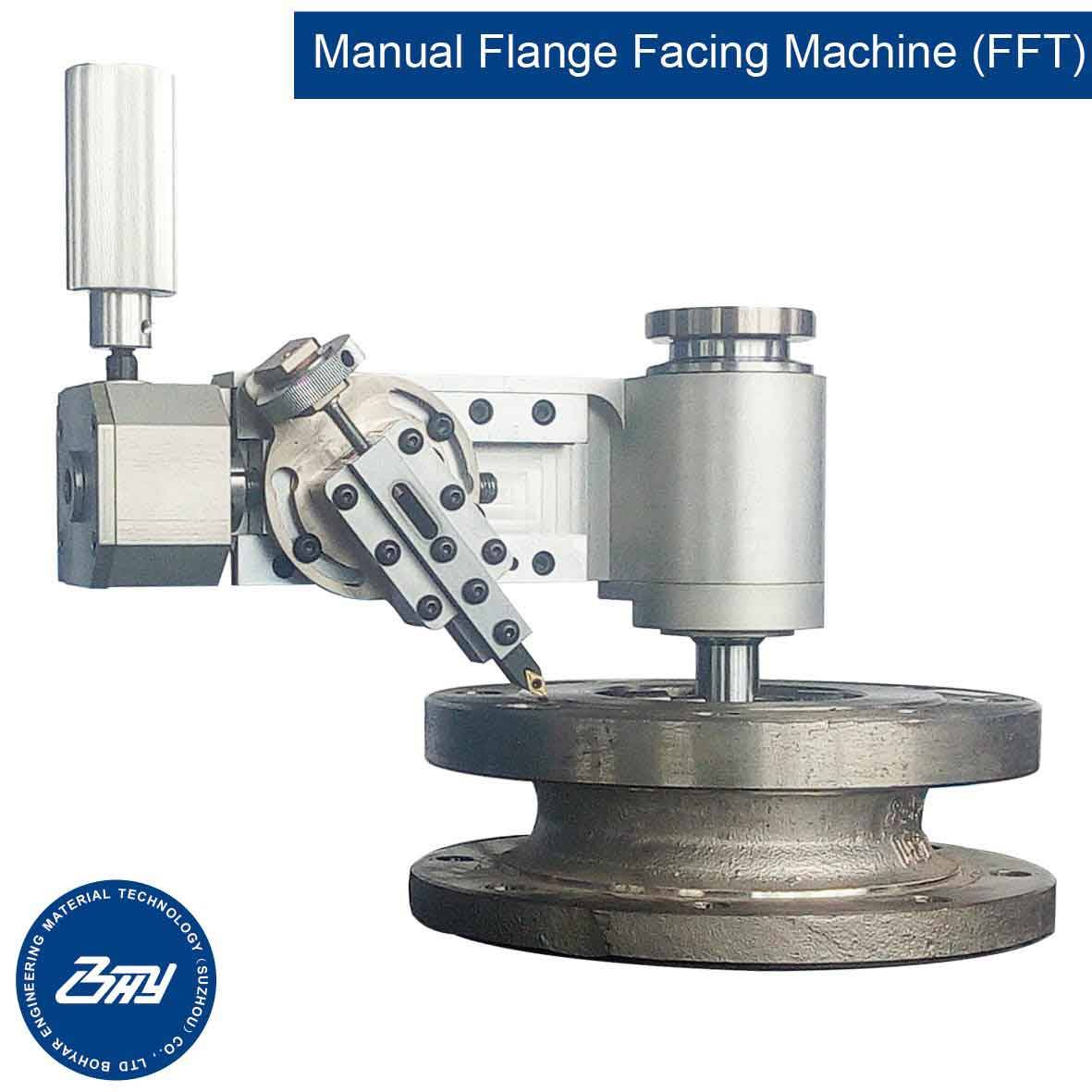 Manual-Flange-Facing-Machine-FFT-Series-