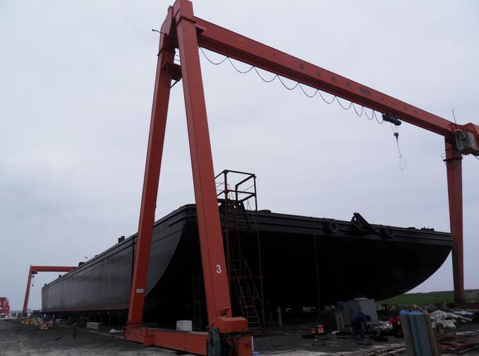500-20000DWT non-deck barge