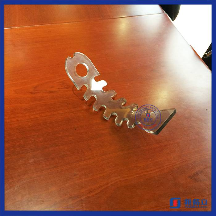 Acrylic Wine bottle holder