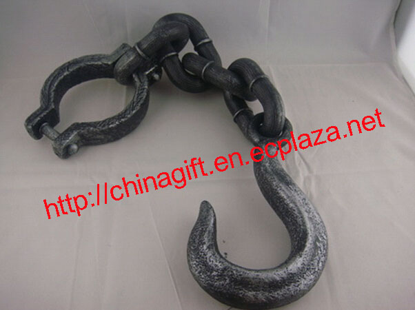 Jumbo Hook & Chain