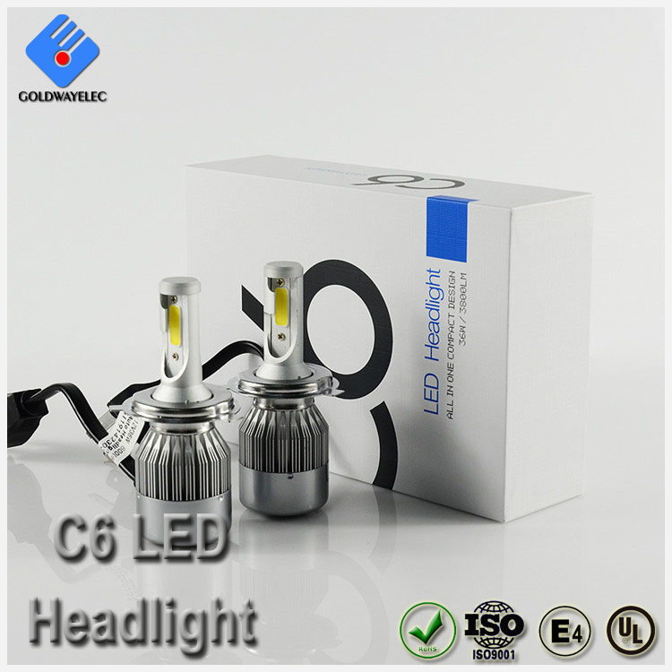High Power Led Auto Headlamp
