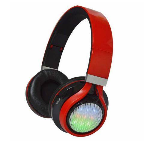Nice Model 4in1 LED Flash Light Bluetooth Headphone for Mobile MP3/4 iphone 4S/5