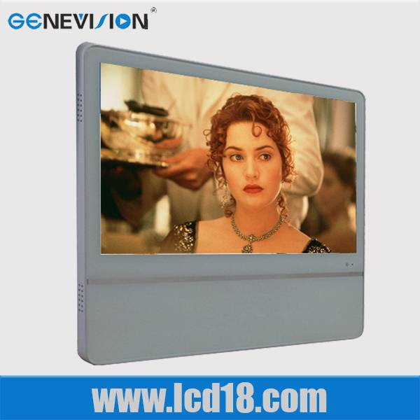 24 inch high definition network lcd advertising player