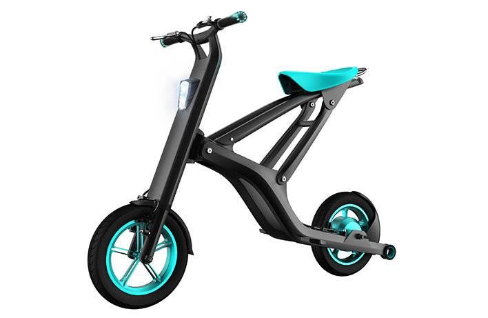Yunmax1 Electric bike