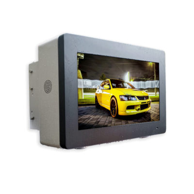 Special Design outdoor LCD Display Wall Mounted Cabinet Digital Panel Lcd Display