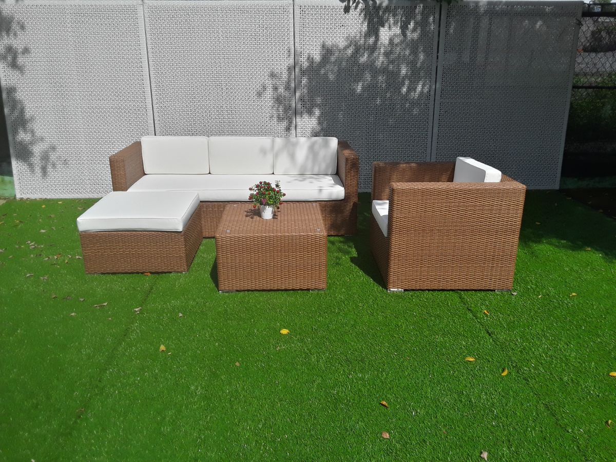 Design Arrival For Resort Hotel Apartment Outdoor Furniture Dining Table And Chairs