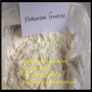 Methenolone enanthate raw steroids powder