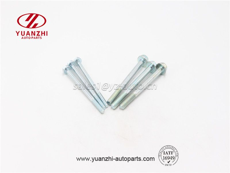Custom Hexagon Head Special Flange Bolt Wholesale