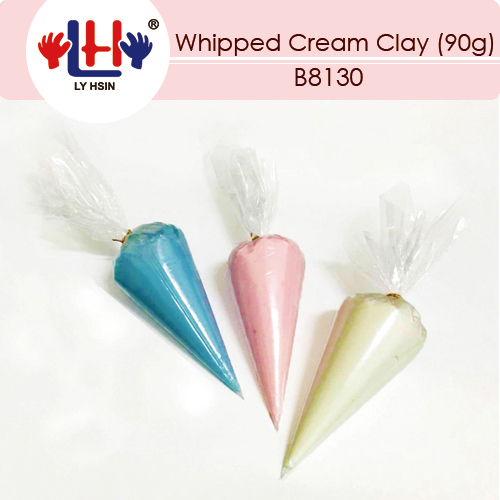 Whipped Cream clay (90g)