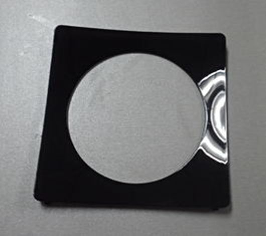 Precision Mold - Automobile Precision Injection Moulding For Curved Surface Camera Ring Light Bezel