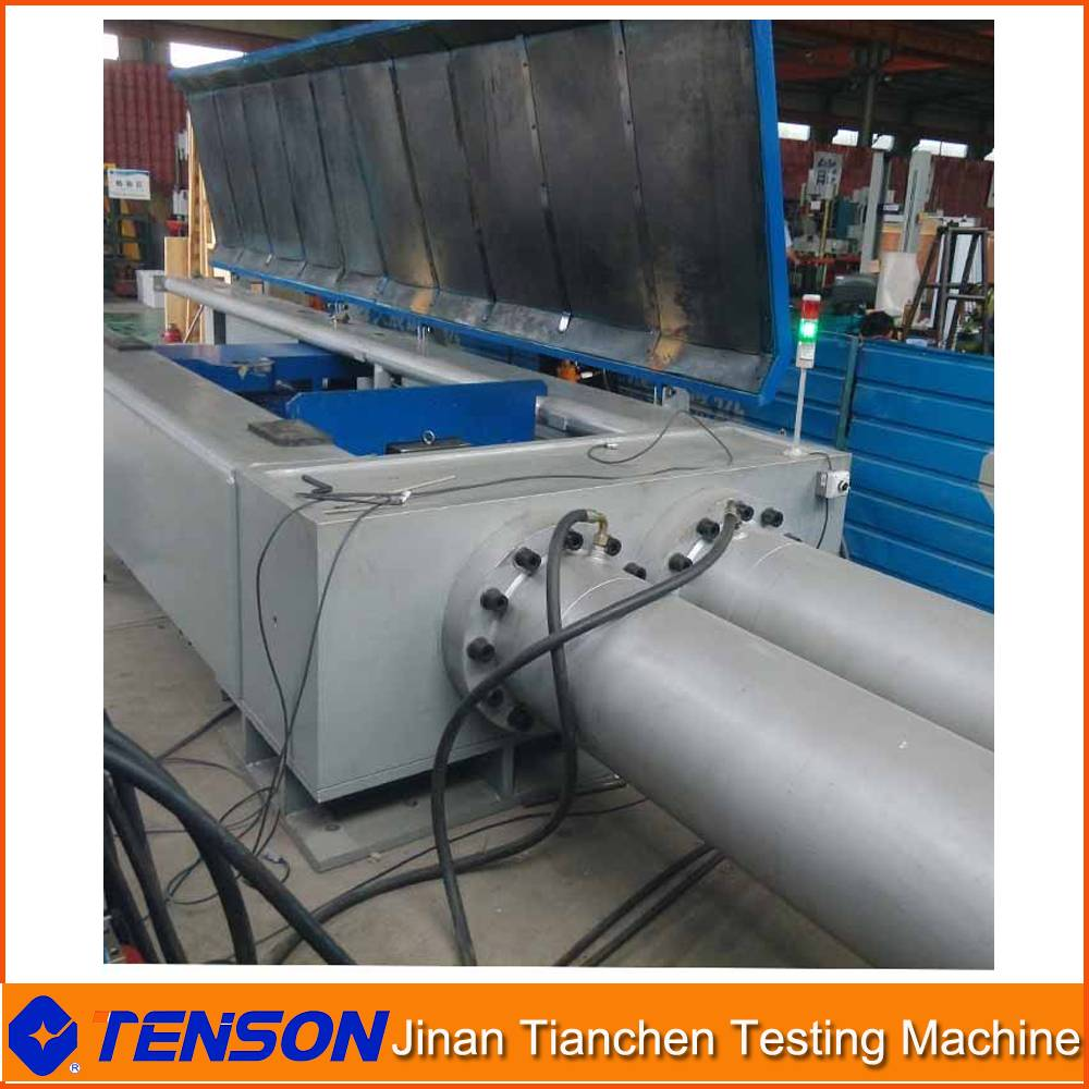 Overhead Conductor Tension Testing Machine Electro-hydraulic Servo Type 300T