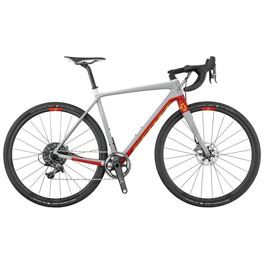 2017 Addict Gravel 10 disc
