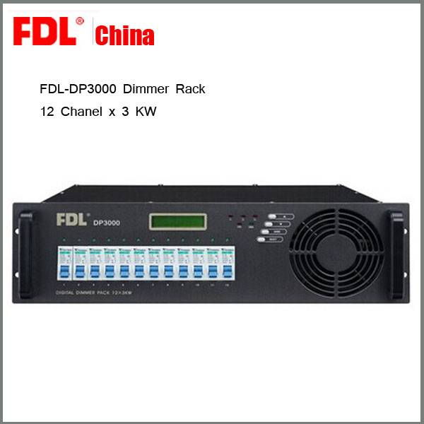 12 CH digital dimmer pack