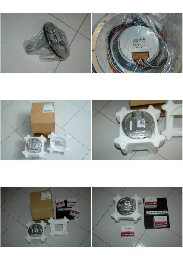 FILTER WHEEL FOR QSS 2901 Z01916401