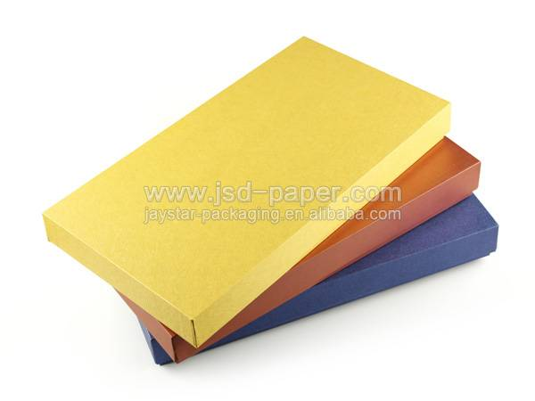 GB-L002 Custom paper gift box packaging