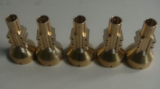 metal prototype brass parts