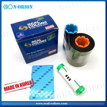 Pcc compatible Hiti YMCKO_400 color ribbon for cs200e cs220e card printer Made in Korea