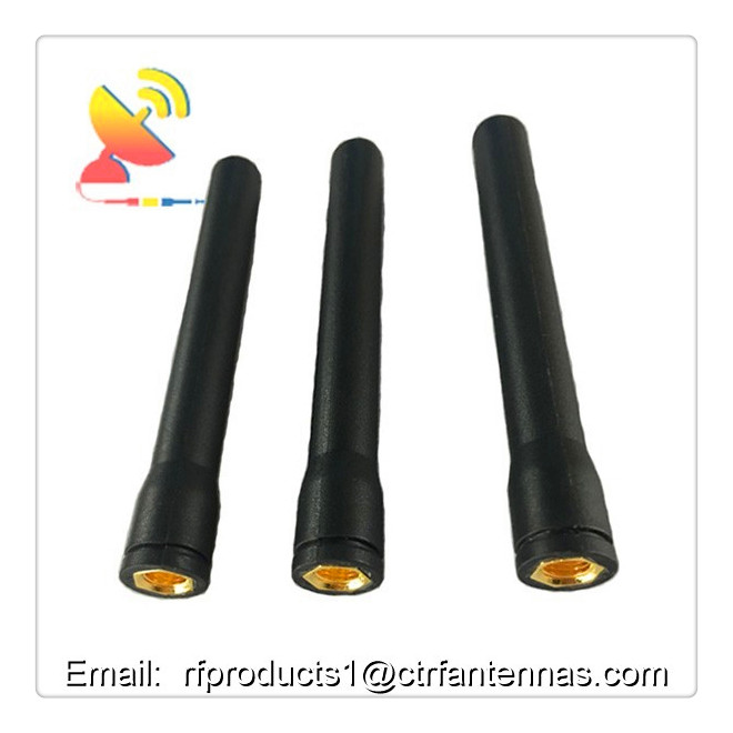 C&T RF Antennas Inc - Outdoor antenna waterproof rubber duck antenna 2.4G wifi dipole omni antenna