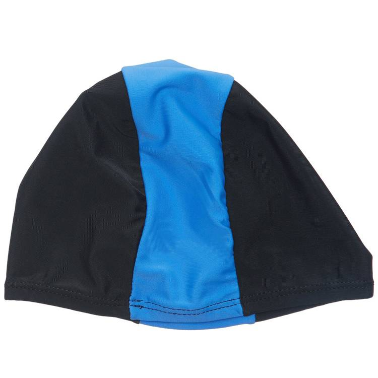 Adult Double Color Lycra Swim Caps made by 80% nylon 20% spandex