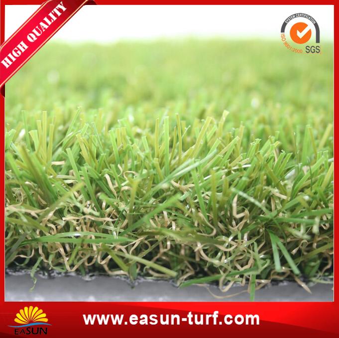 Wholesale Natural Look artificial grass garden turf -AL
