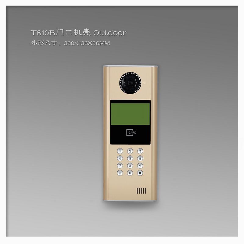 Vide door Phone Case outdoor unit T610