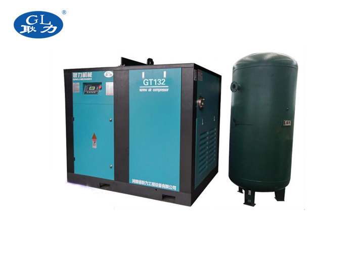 Electric screw air compressor