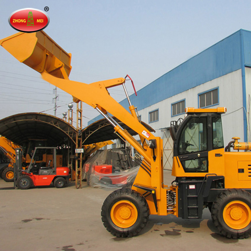 Mini small tractor backhoe loader / high capacity digger loader for sale