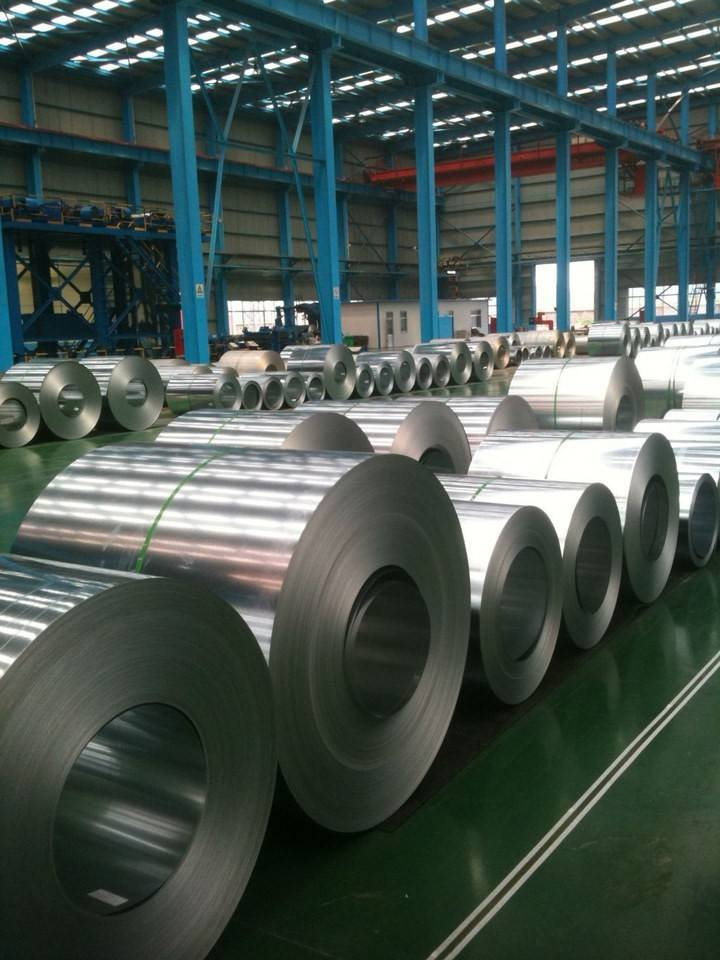 Galvanized iron steel coils and sheet