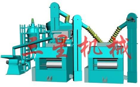 scrap electronics recycling machine waste electronics recycling equipment