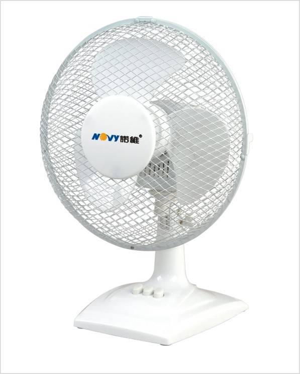 """FT-23D 9"""" desk fan/wall fan (2 in 1)"""