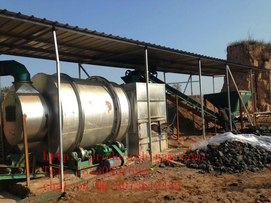 three drums dryer,5 ton river sand dryer
