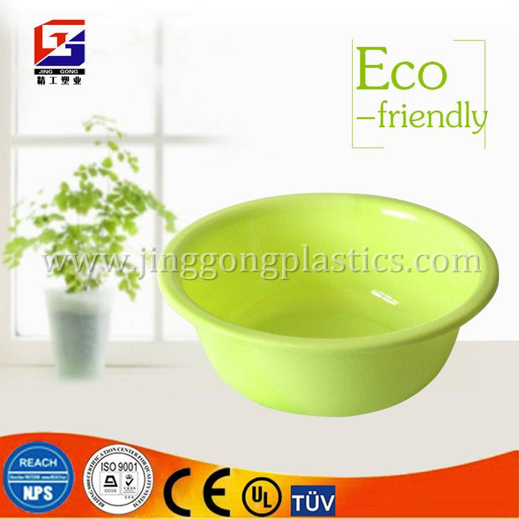 universal plastic wash basins/bath basin
