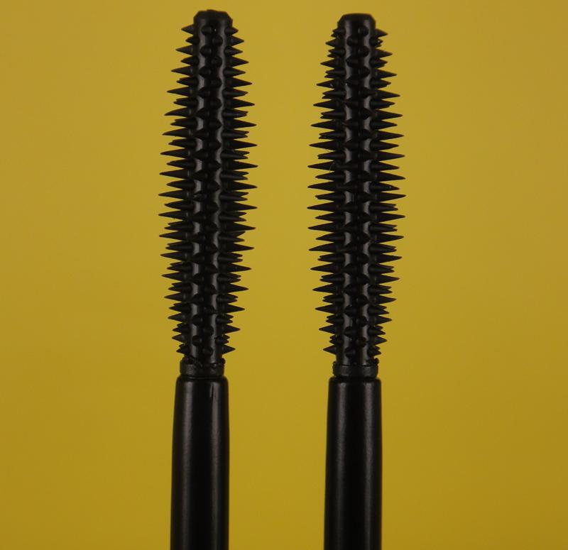 2017 Wholesale 3D Fiber Lashes Private Label Naked Silicone Hair Eye Eyelash Mascara Brushes QZ-28