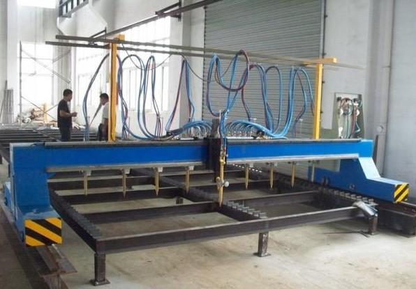 CNC GDZ Series Flame Plasma Cutting machine for Steel Structure